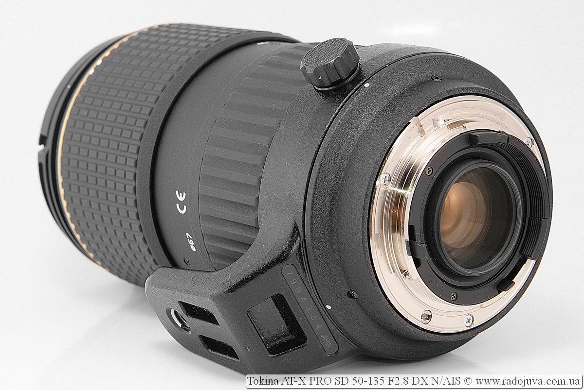 Объектив Tokina AT-X 50-135/2.8 Pro DX