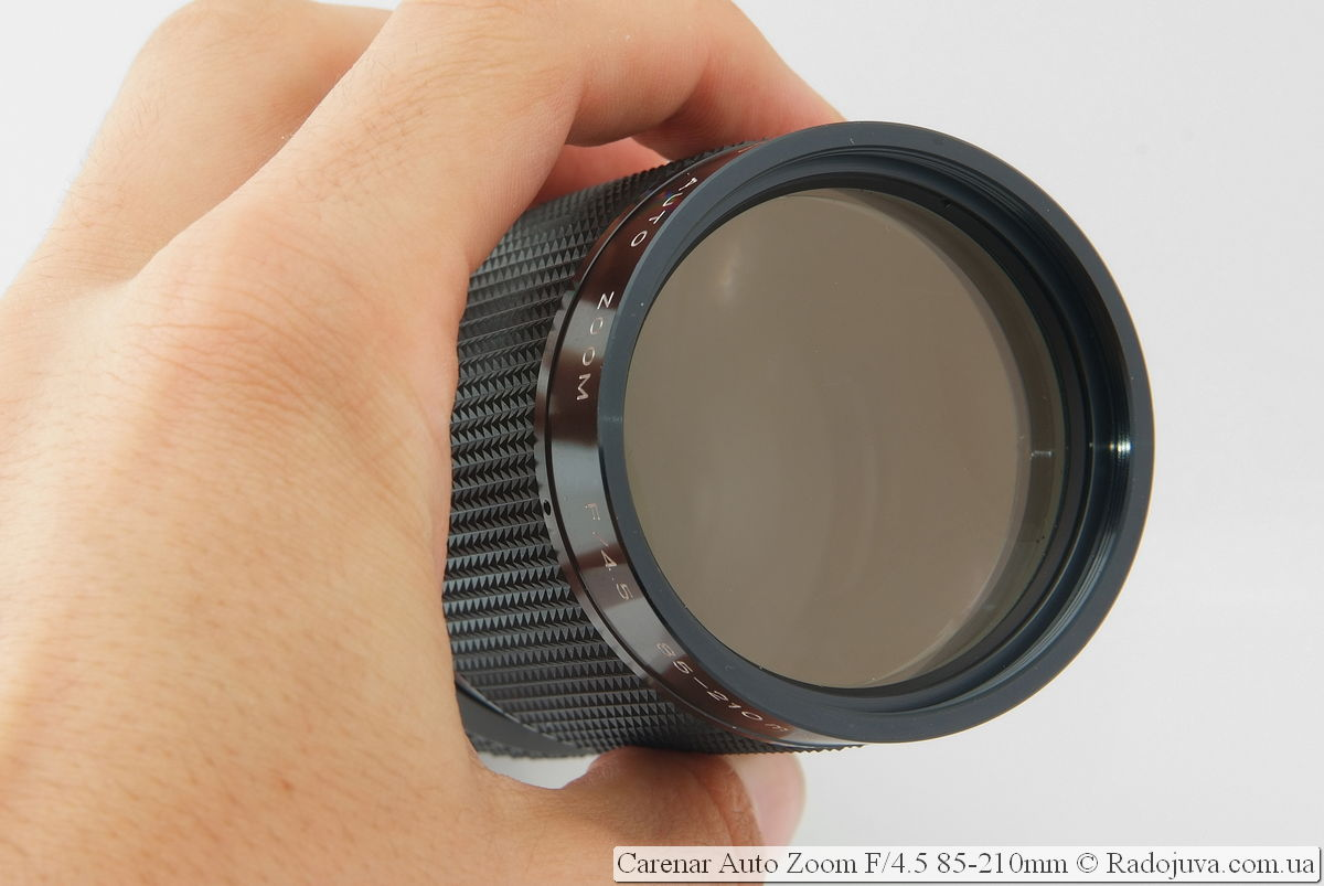 Carenar Auto Zoom F/4.5 85-210mm
