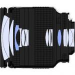 Оптическая схема Nikon 28-200