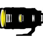 nikon 80-400 оптическая схема
