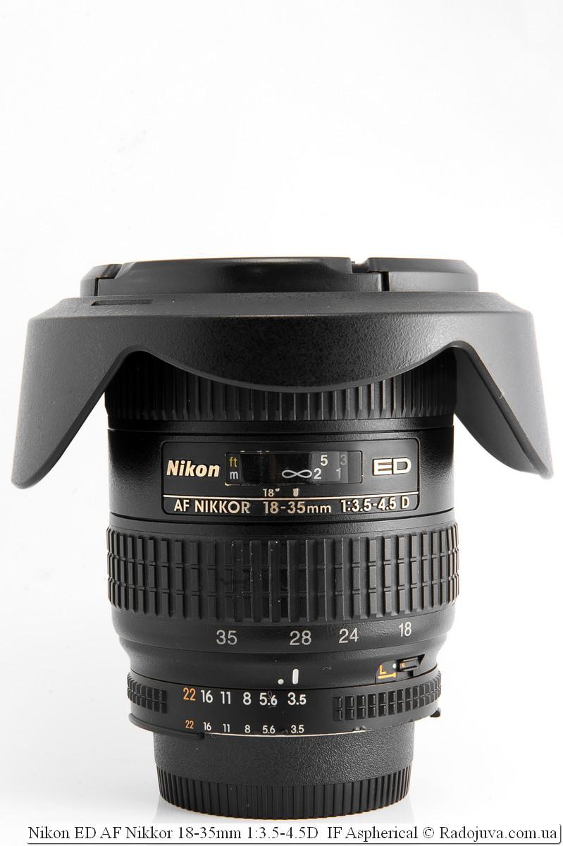 Nikon AF 18-35 mm f/3.5-4.5D IF ED