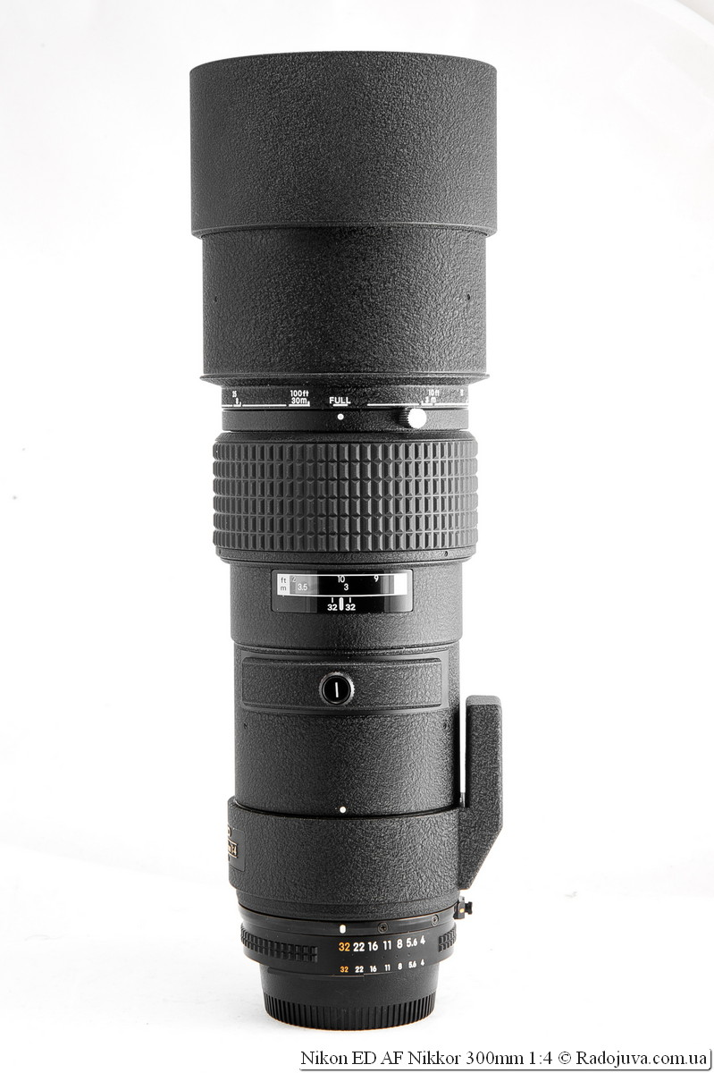 Nikon 300mm f/4 ED AF Nikkor