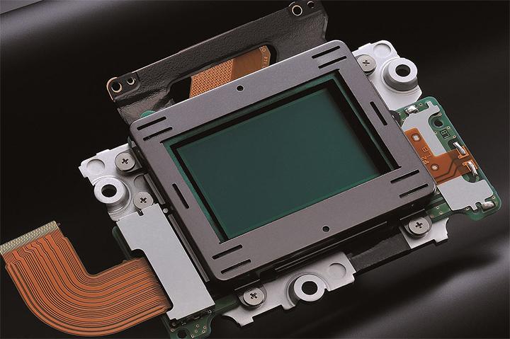 Image Sensor Matrix (Nikon D600)