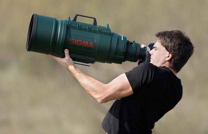 Дать на обзор Sigma 200-500mm f/2.8 сложно, но поготовить самоу качественную заметку про объектив не составит труда