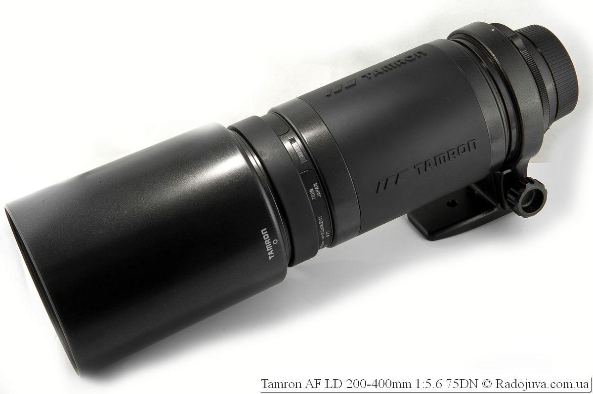 Tamron AF 200-400 F/5.6 LD