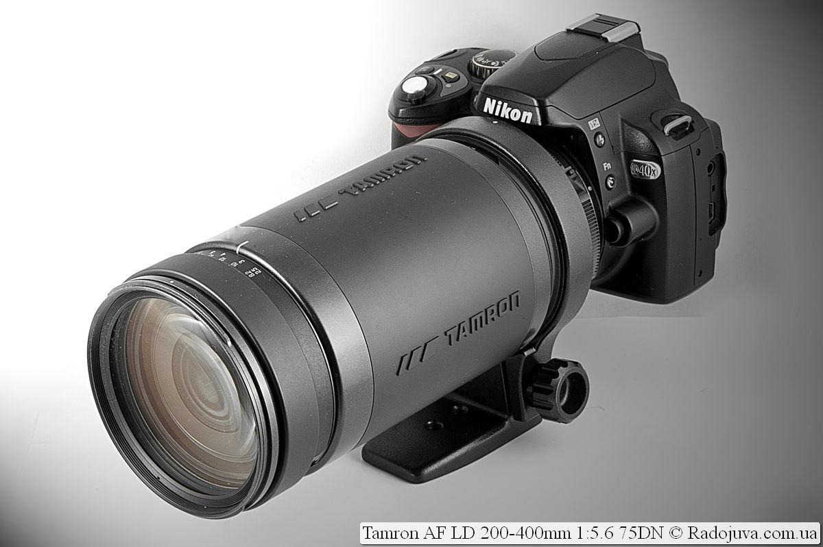 Tamron 200-400 F/5.6 LD