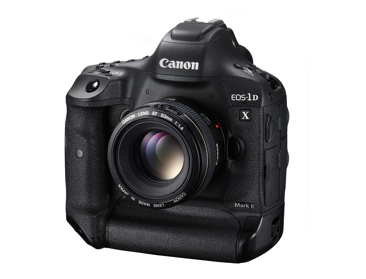 Анонс Canon EOS-1D X Mark II
