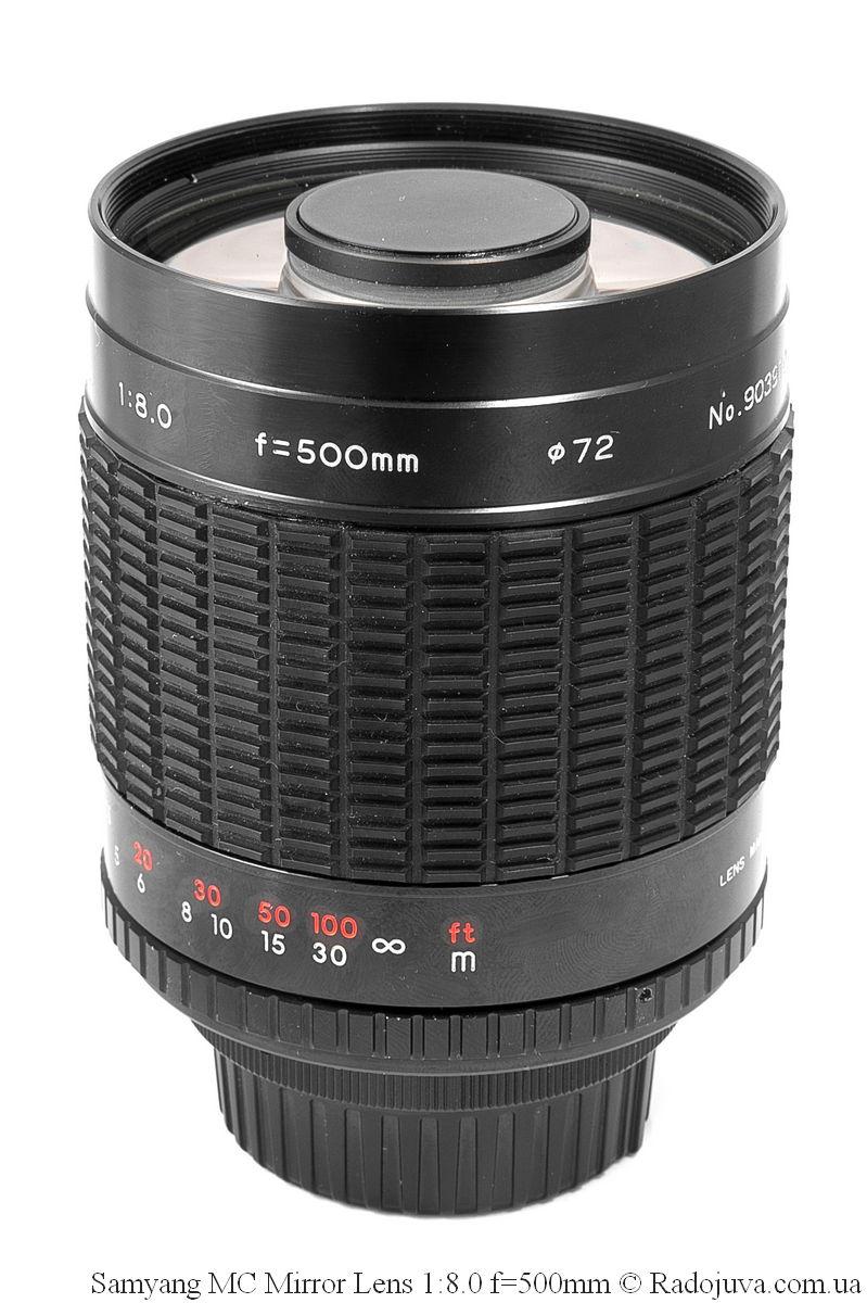 Samyang 500mm f/8.0 Mirror