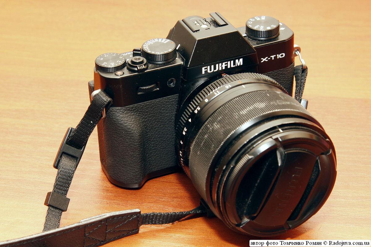Fujifilm Finepix X-T10