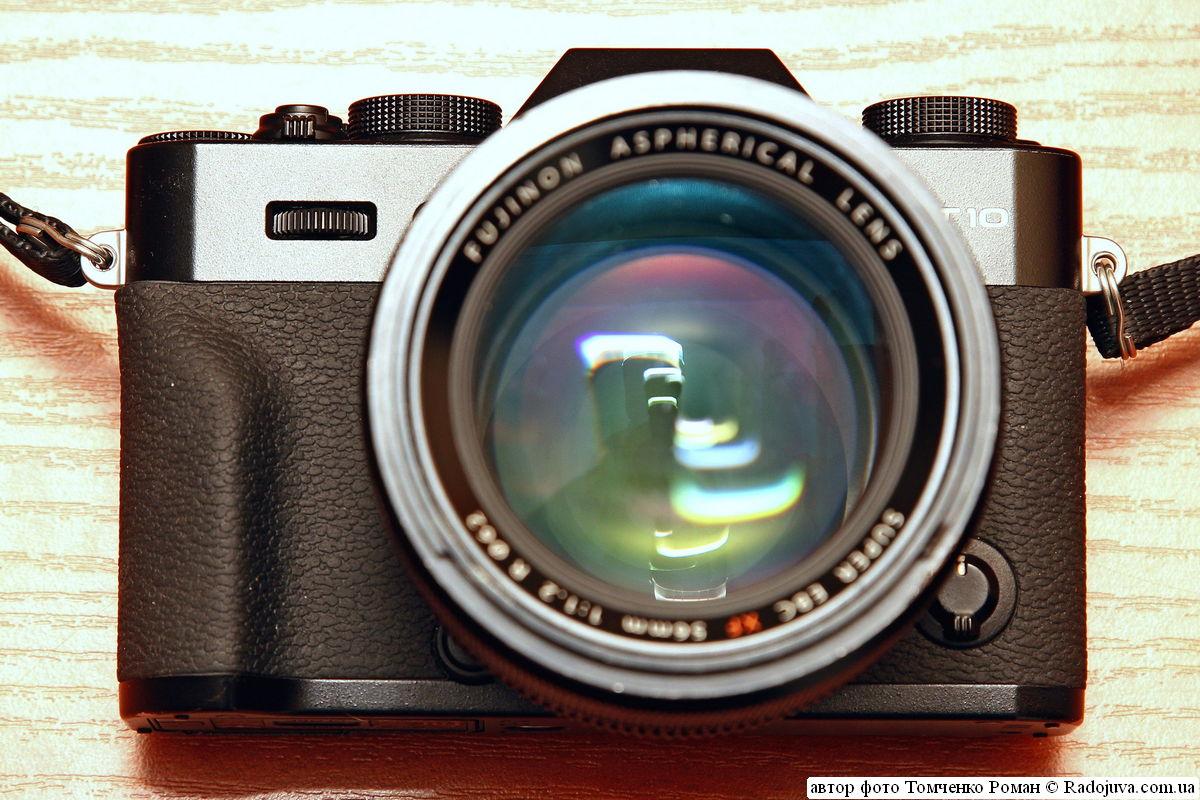 сенсор Fujifilm Finepix X-T10