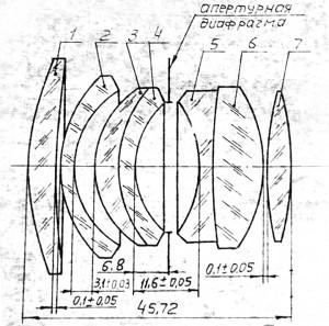 Оптическая схема Волна-4