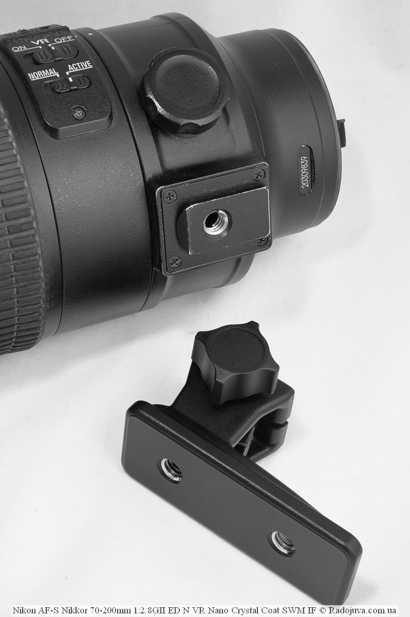 Nikon 70-200/2.8 VRII