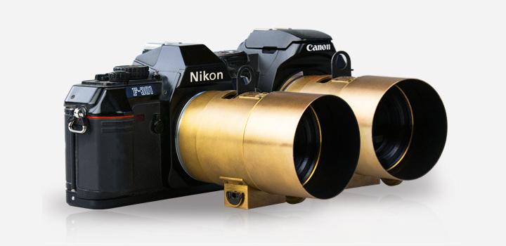 Budget portraits under Nikon DSLRs