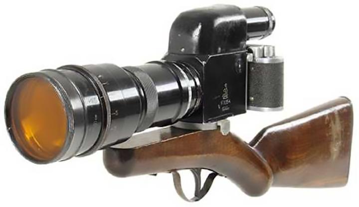 Комплект ФС-2 для фоторазведки