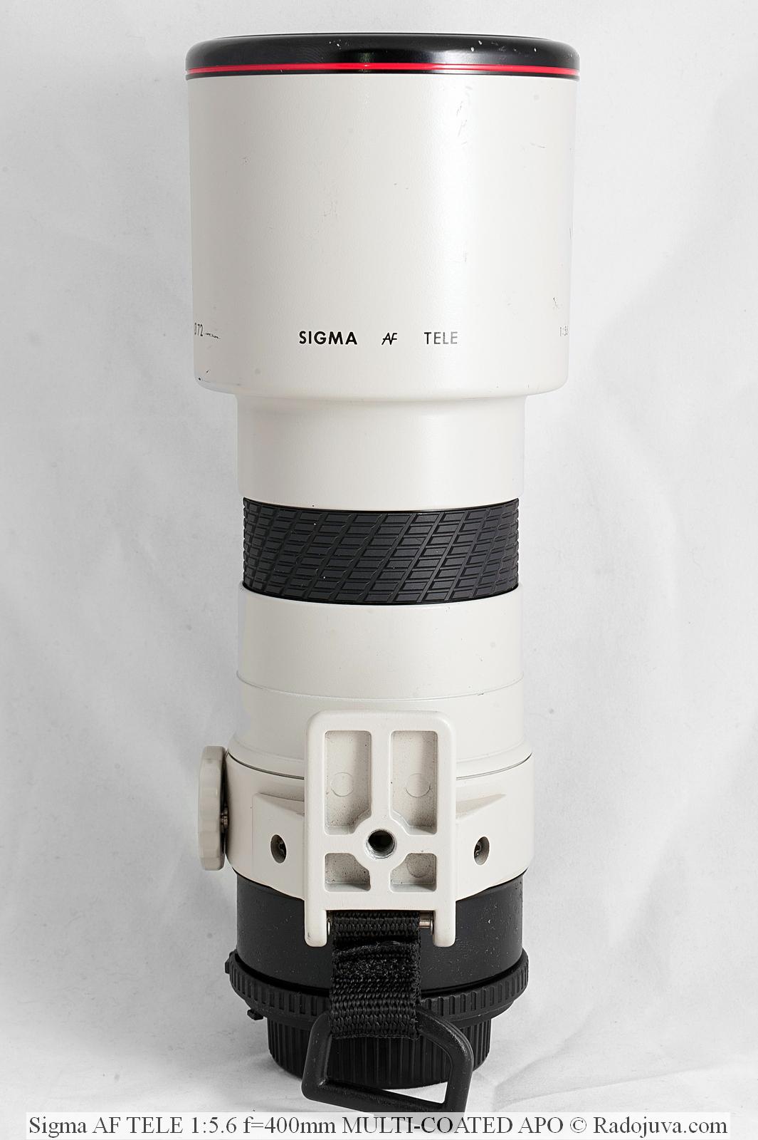 SIGMA AF 400 mm f/5.6 APO TELE