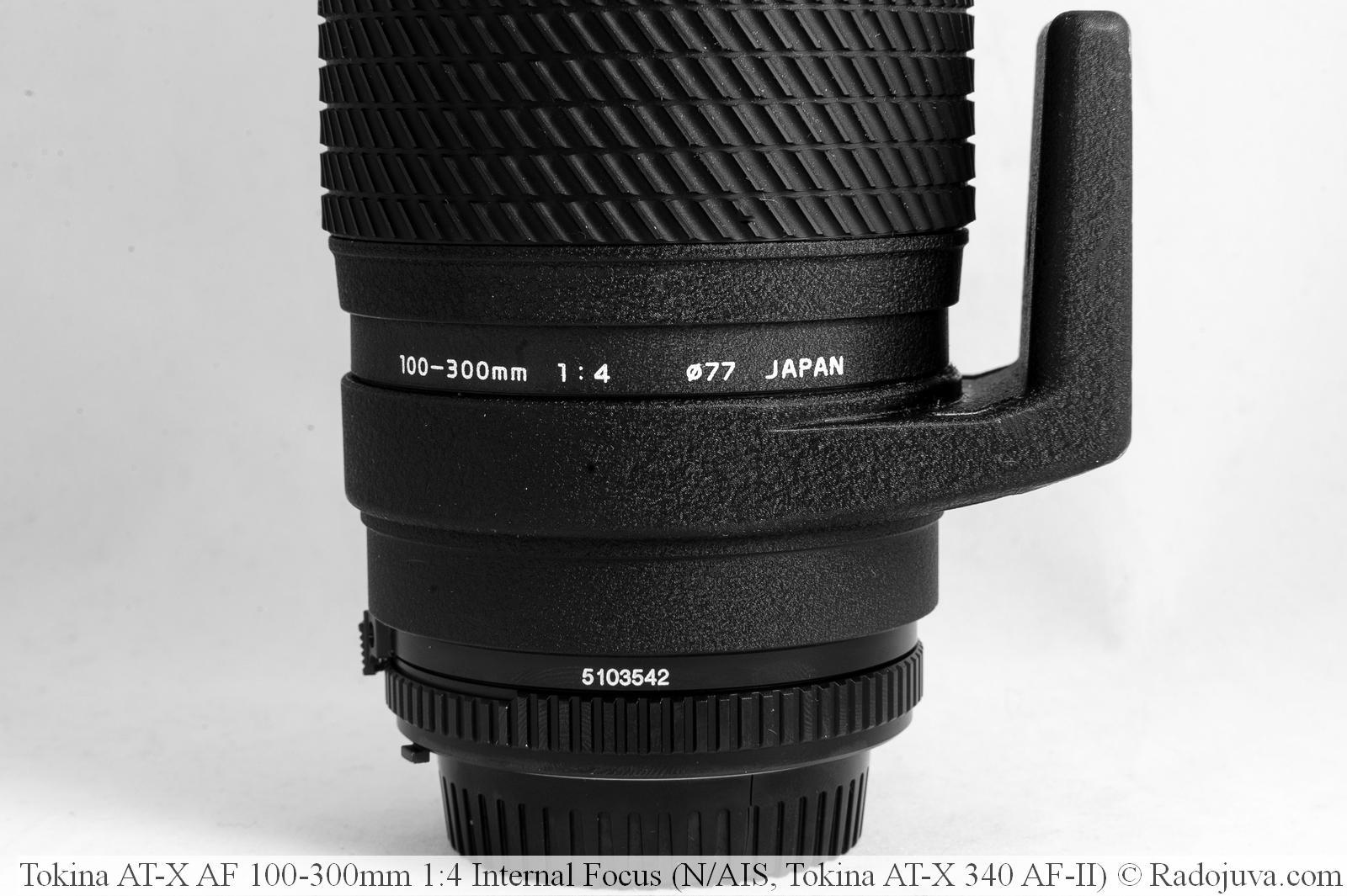 Tokina AF 100-300/4