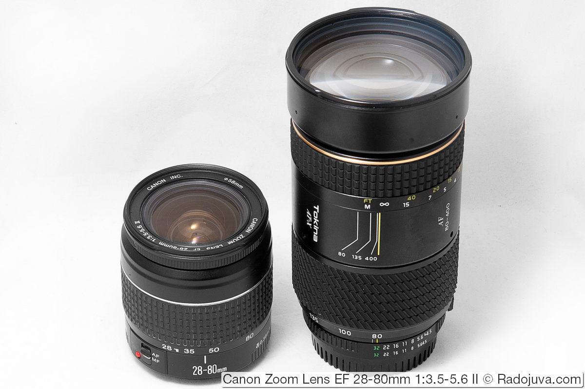 Canon EF 28-80/3.5-5.6 II