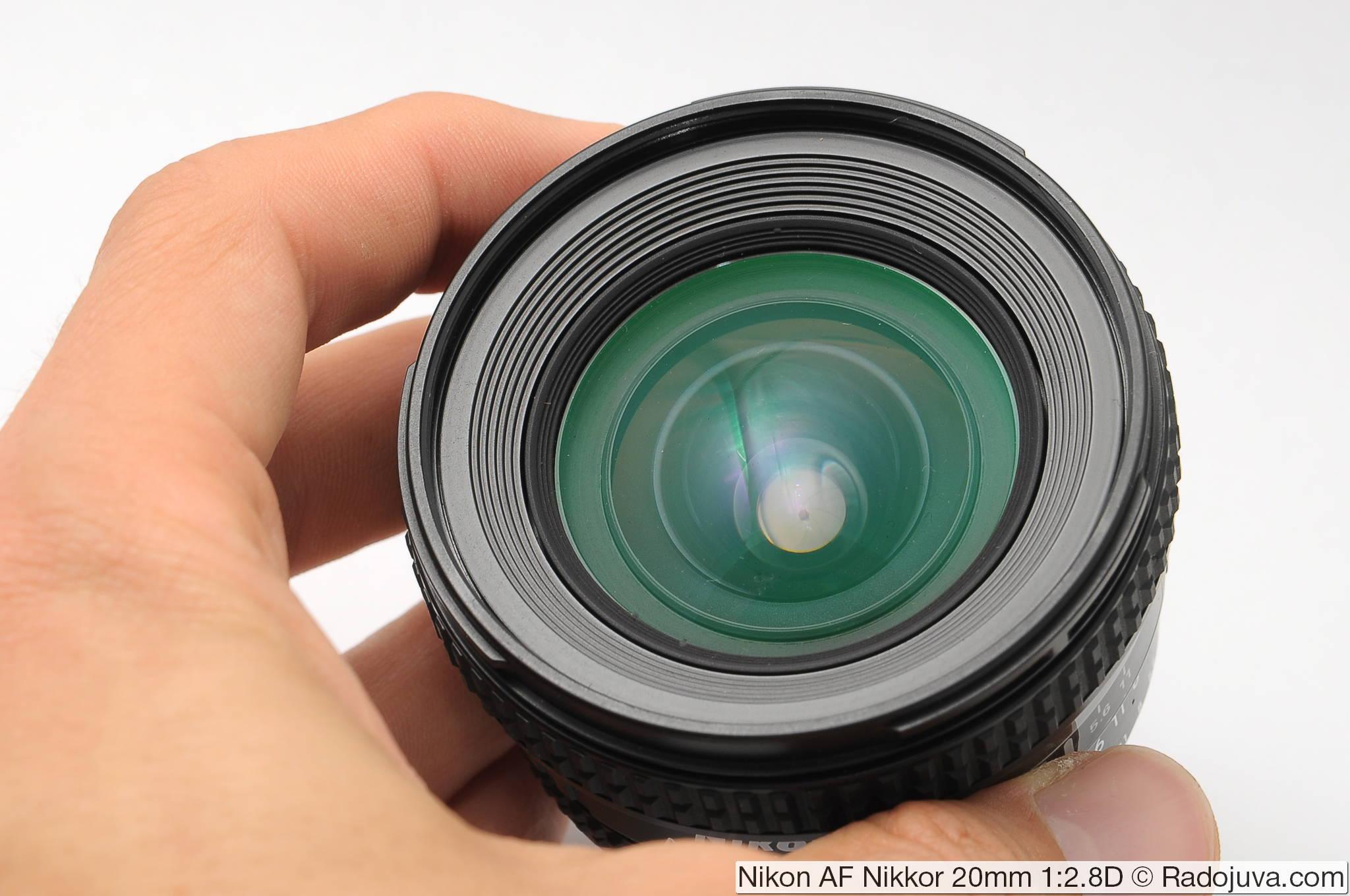 Nikon 20/2.8D