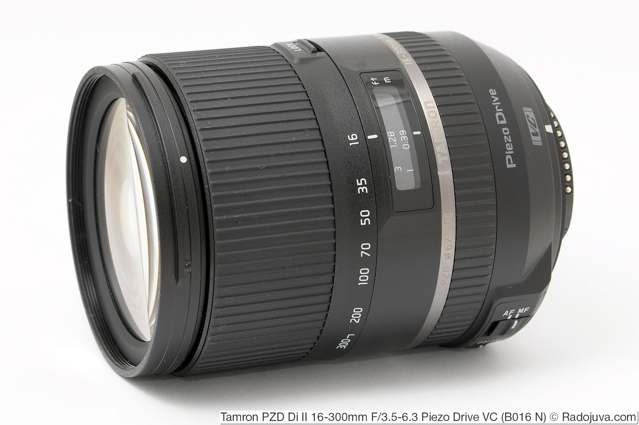 Tamron 16-300mm F/3.5-6.3 Di II PZD VC Model B016
