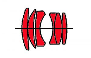 Super-Takumar - оптическая схема