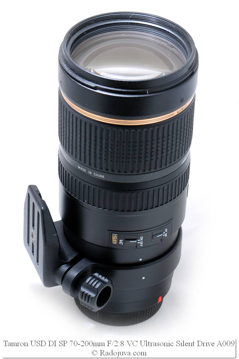 Tamron USD DI SP 70-200mm F/2.8 VC Ultrasonic Silent Drive A009