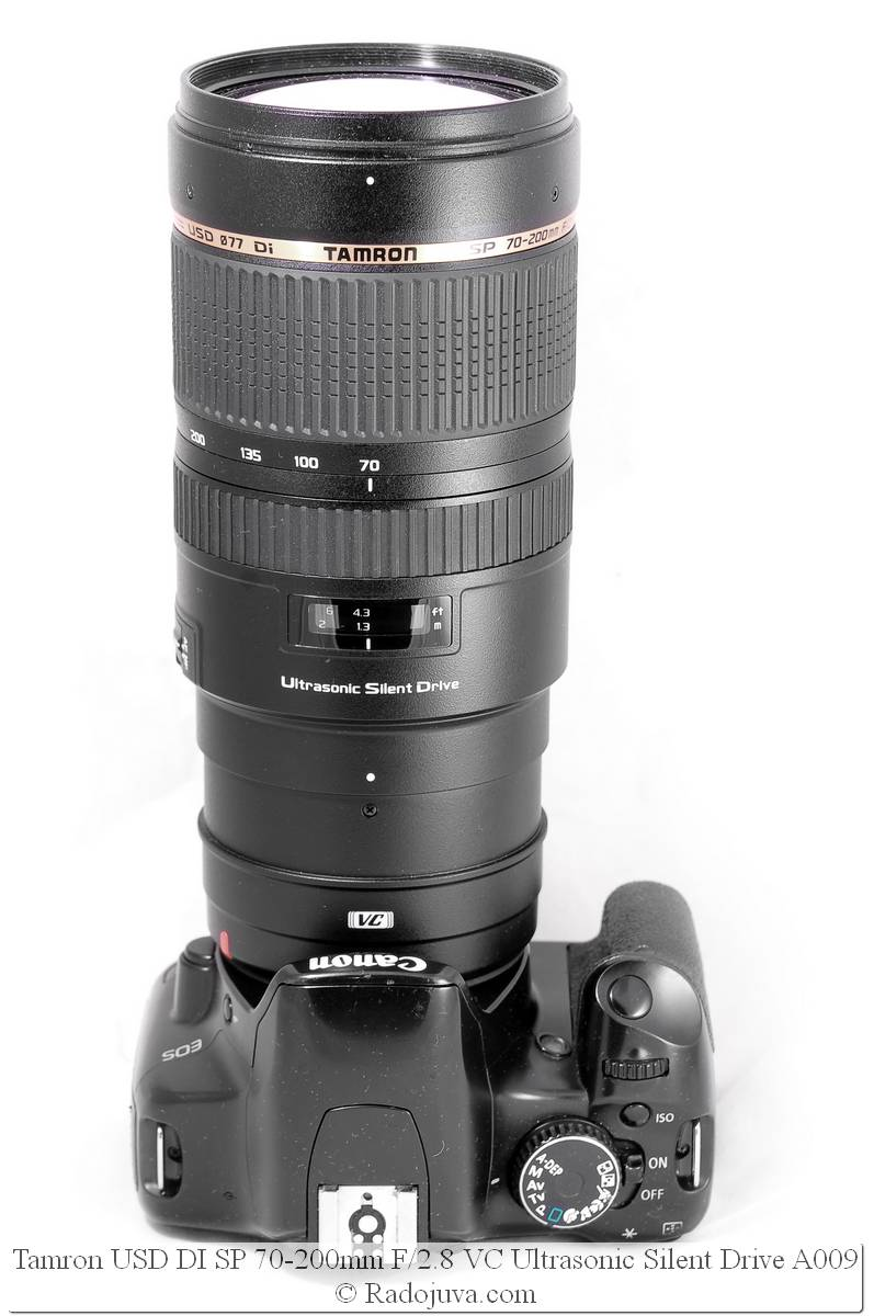 Tamron USD DI SP 70-200mm F/2.8 VC Ultrasonic Silent Drive A009