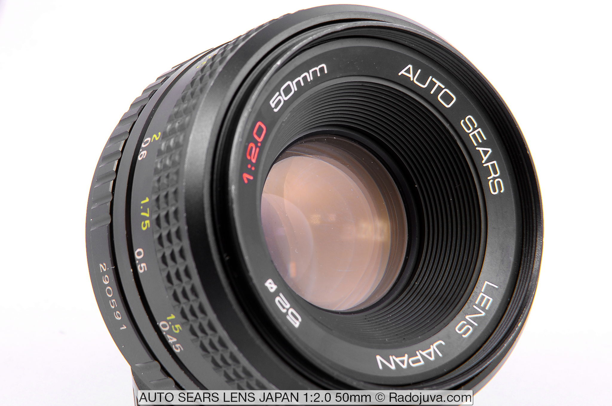 AUTO SEARS LENS JAPAN 1:2.0 50mm