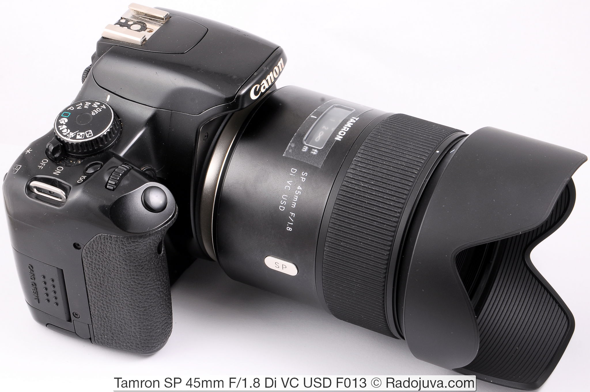 Tamron SP 45mm F/1.8 Di VC USD F013