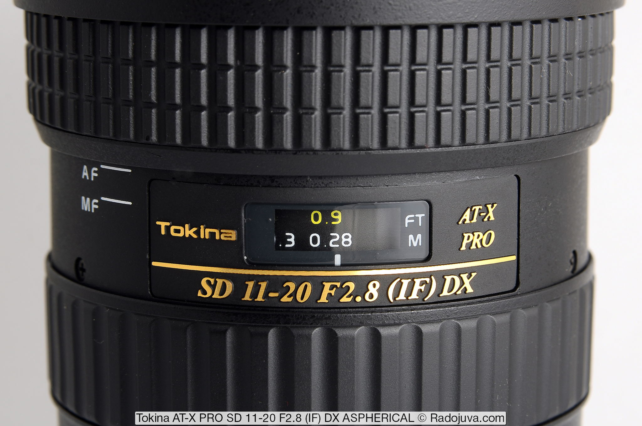 Tokina AT-X PRO SD 11-20 F2.8 (IF) DX ASPHERICAL