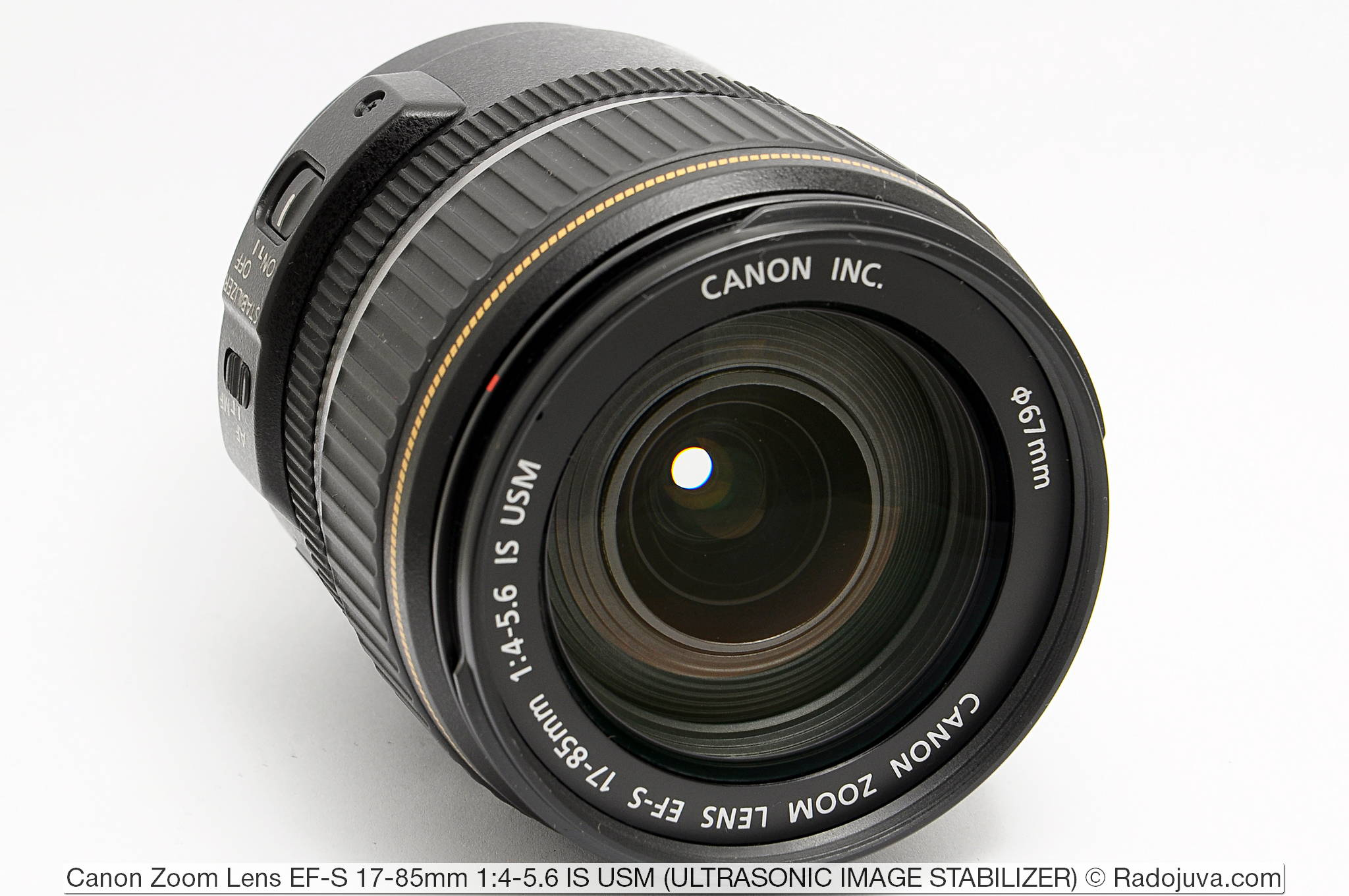 Canon 17-85/4-5.6 IS USM
