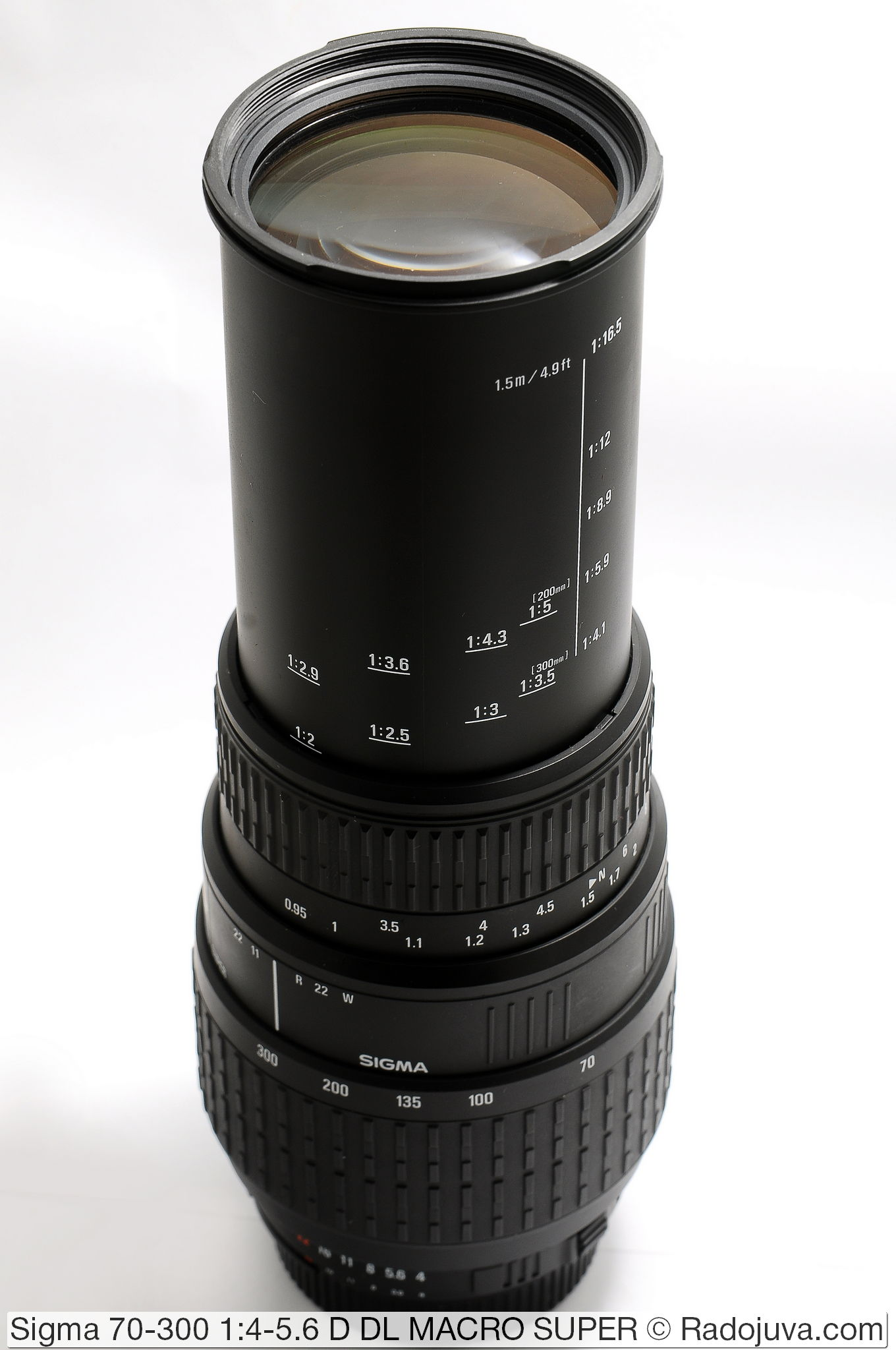 Sigma 70-300 1:4-5.6 D DL MACRO SUPER