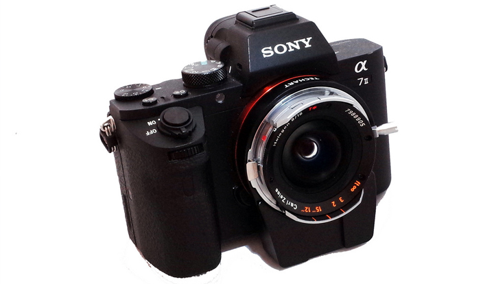 Techart PRO Leica M – Sony E Autofocus Adapter LM-EA7