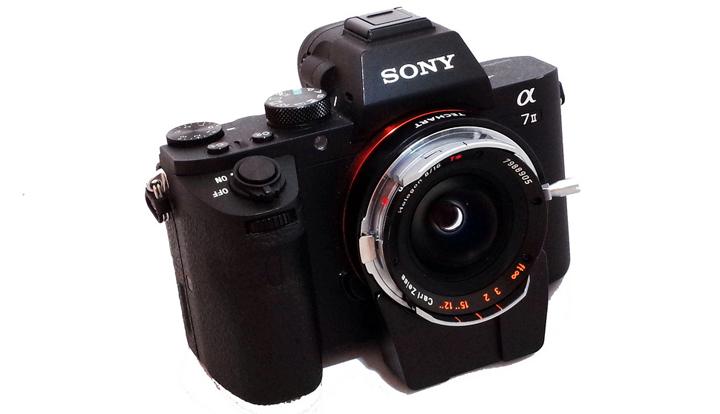 Techart PRO Leica M – Sony E Autofocus Adapter LM-EA7