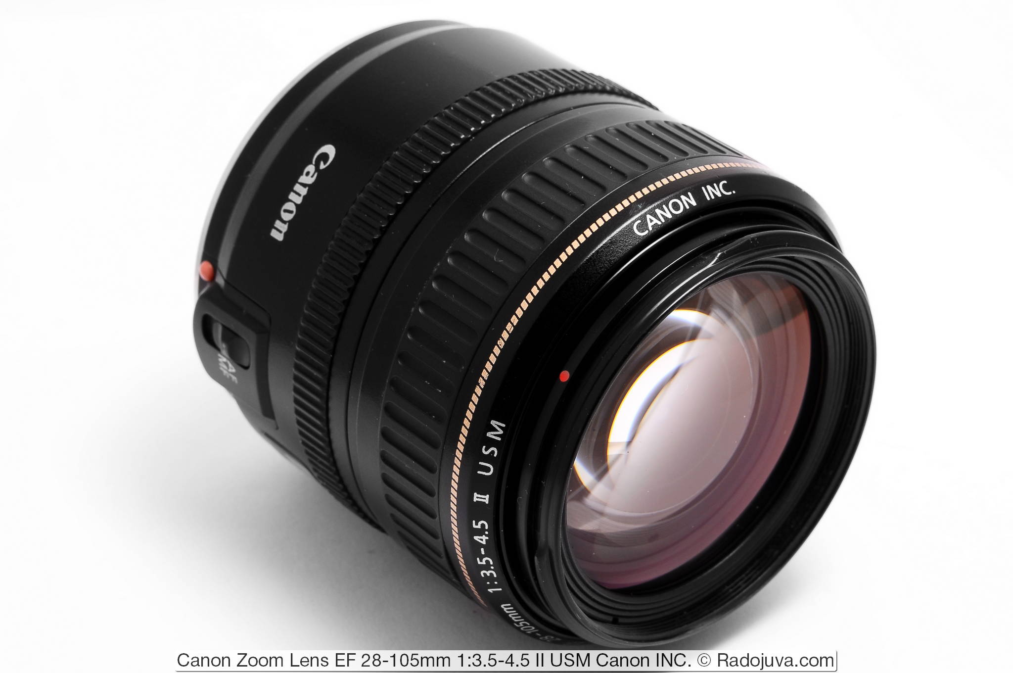 Canon Zoom Lens EF 28-105mm 1:3.5-4.5 II USM Canon INC.