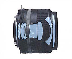 Оптическая схема Nikon 35mm F/2