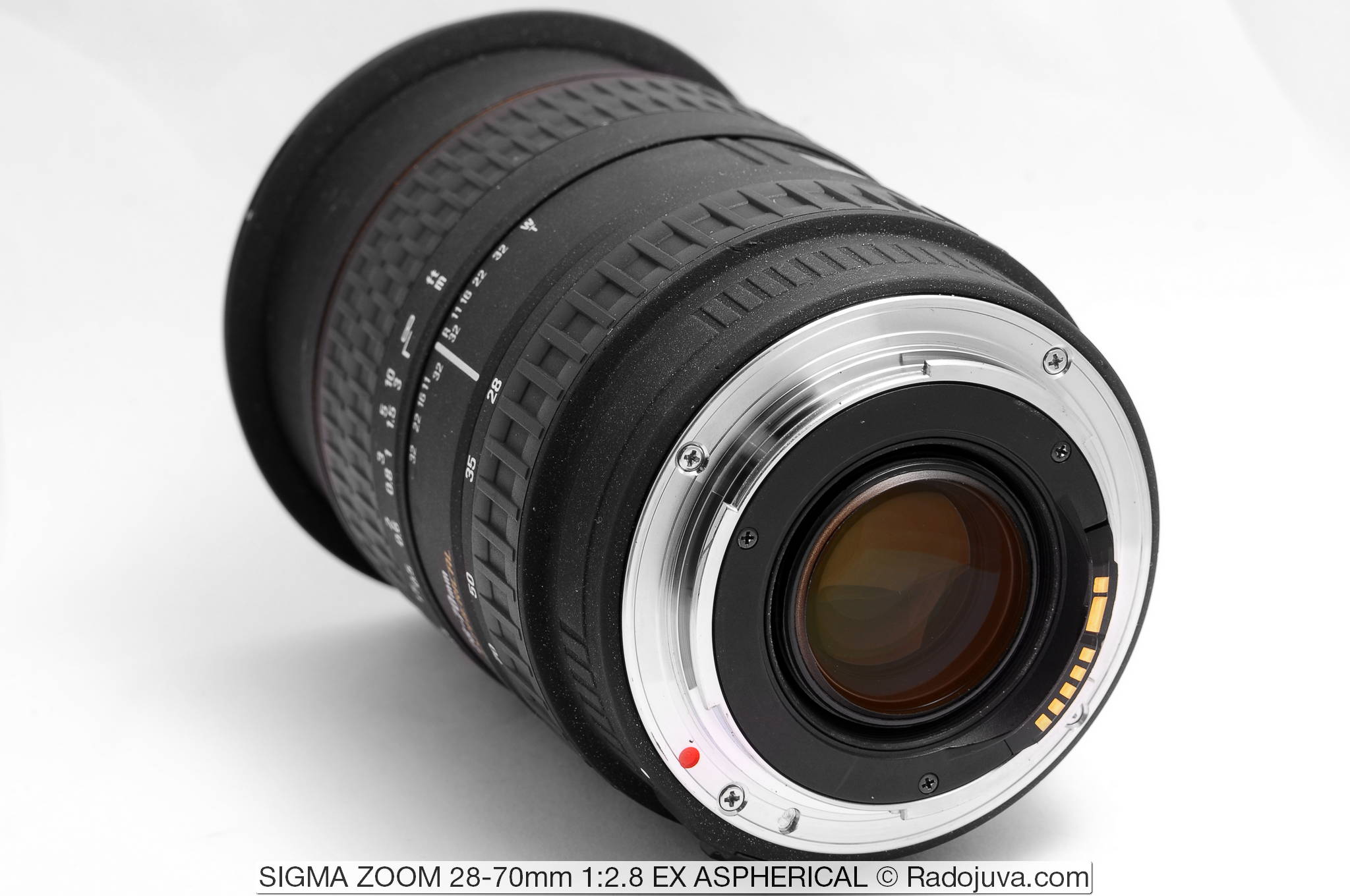 SIGMA ZOOM 28-70mm 1:2.8 EX ASPHERICAL