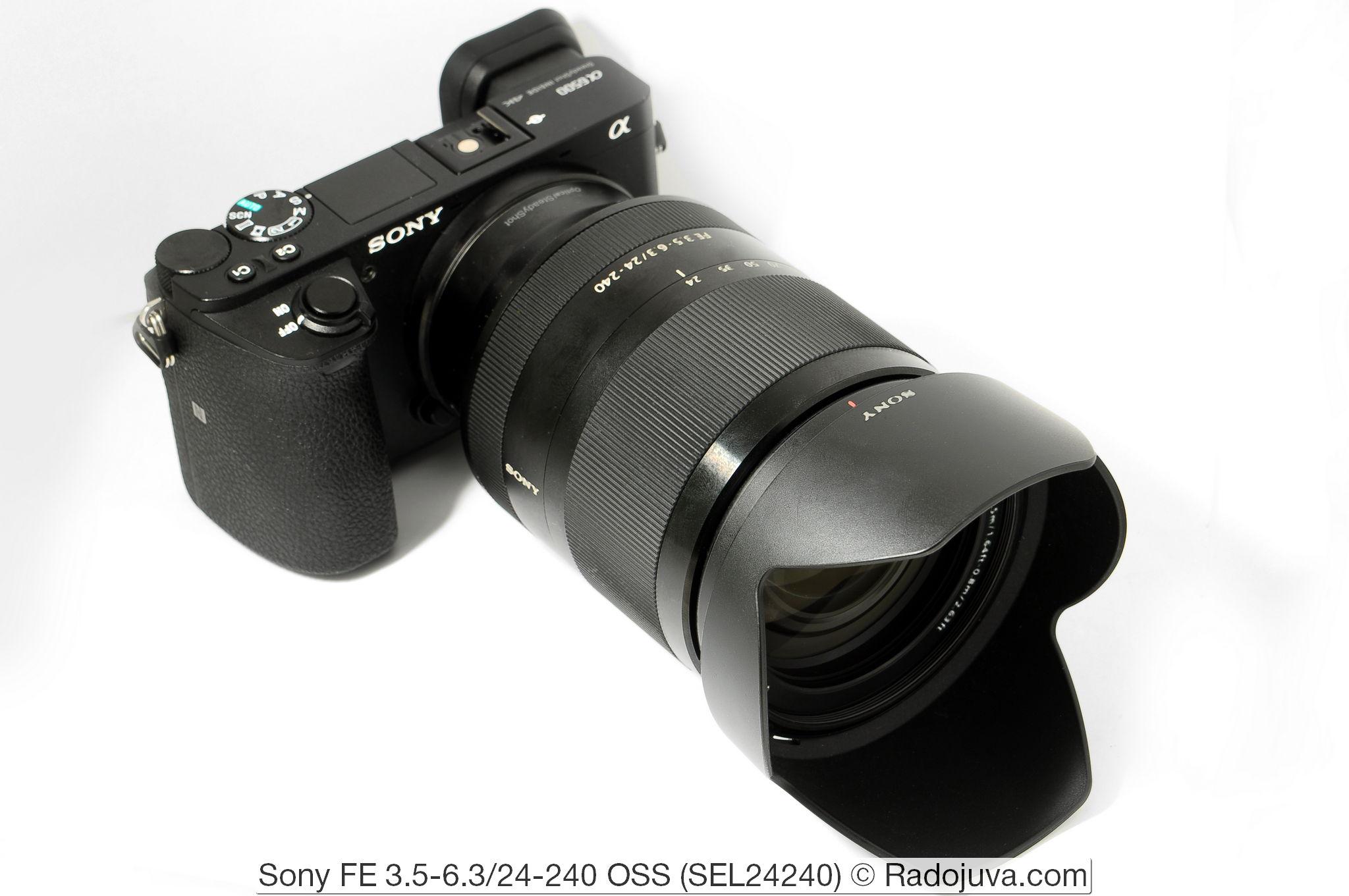 Sony FE 3.5-6.3/24-240 OSS (SEL24240)