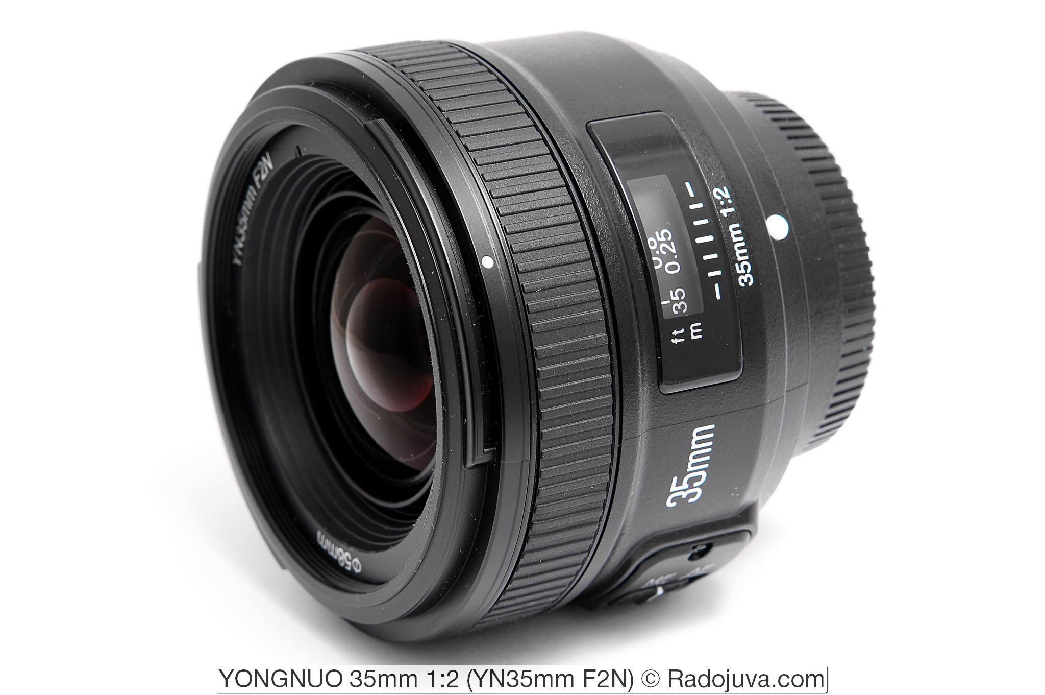 YONGNUO 35mm f/2 (YN35mm F2N)