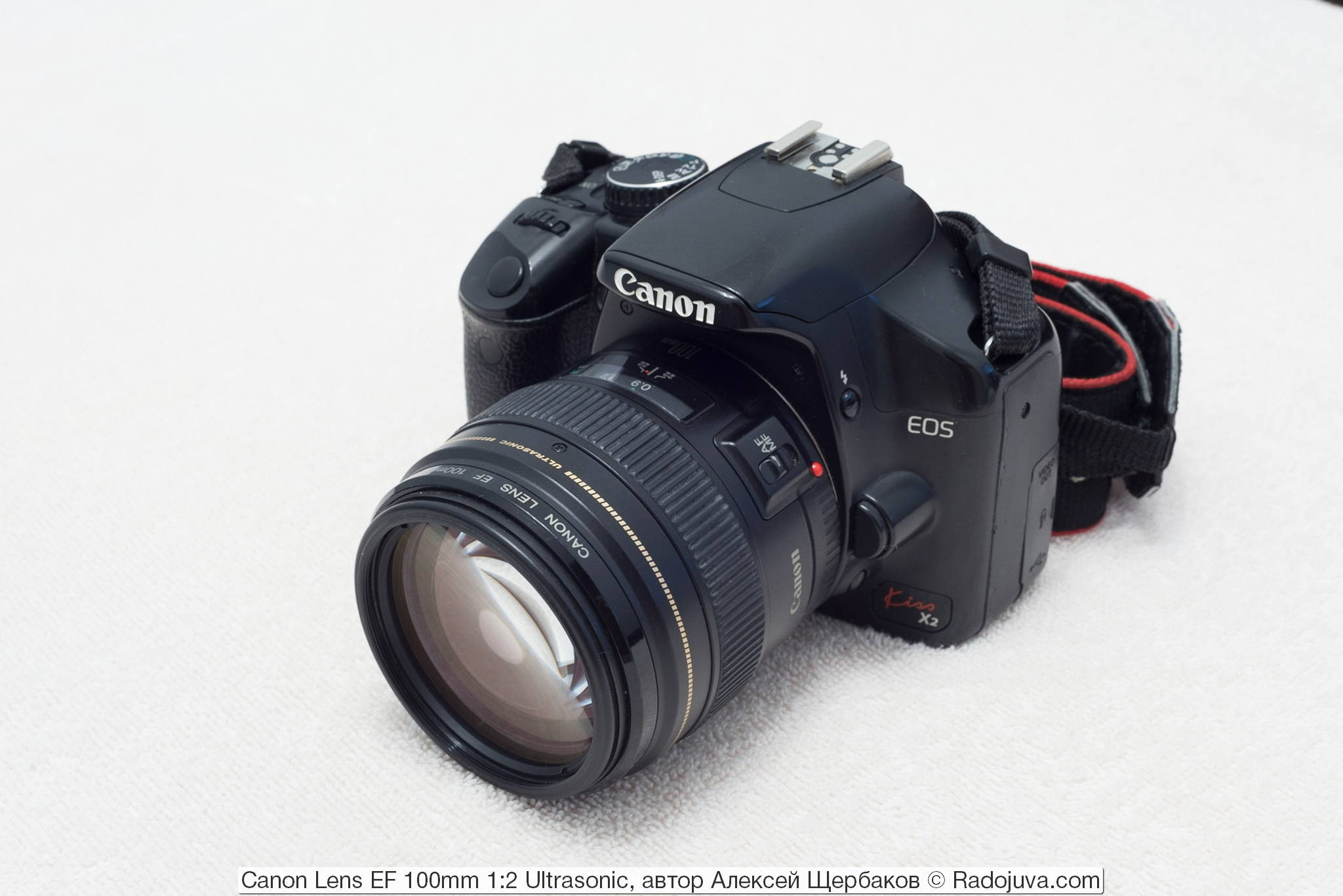 Canon Lens EF 100mm 1:2 Ultrasonic