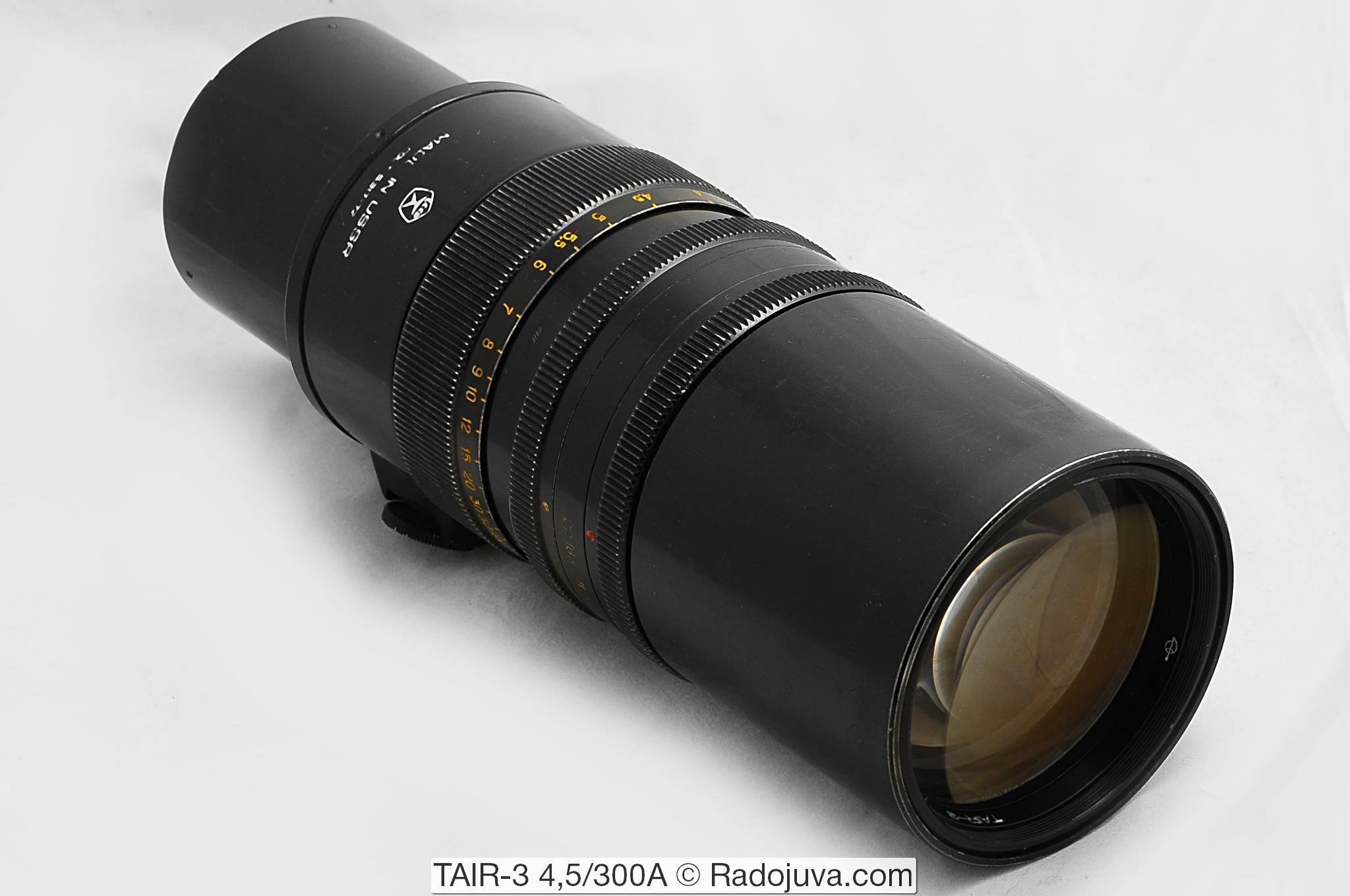 TAIR-3 4,5/300A