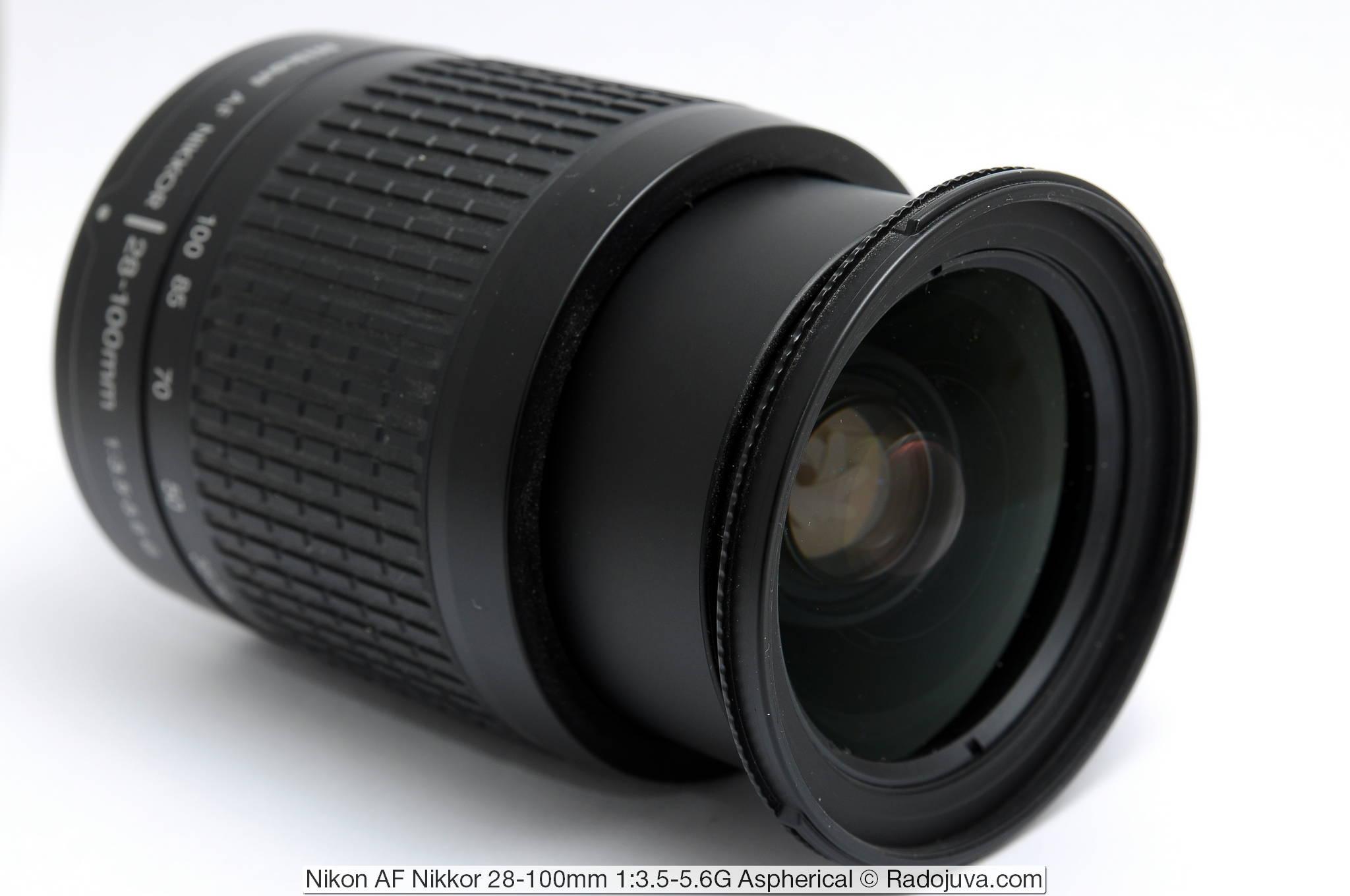 Nikon AF Nikkor 28-100mm 1:3.5-5.6G Aspherical