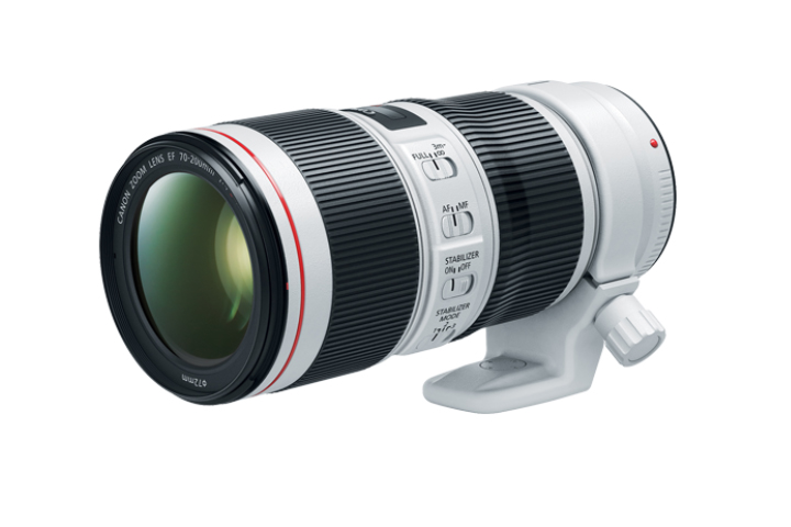 Canon Zoom Lens EF 70-200mm 1:4 L IS II USM