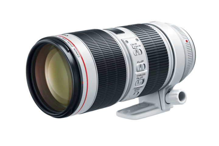 Canon Zoom Lens EF 70-200mm 1:2.8 L IS III USM