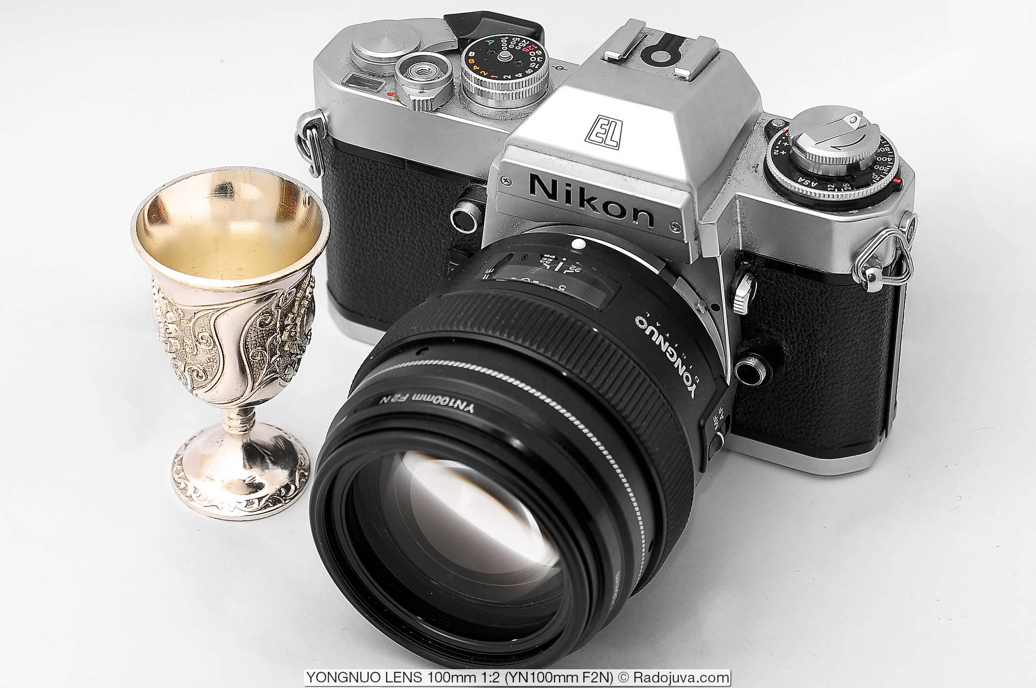 YONGNUO LENS 100mm 1:2 (YN100mm F2N, для Nikon)