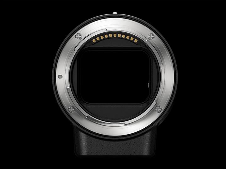 Адаптер Nikon FTZ