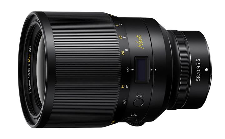 Nikon Nikkor Z 58mm 1:0.95 S Noct