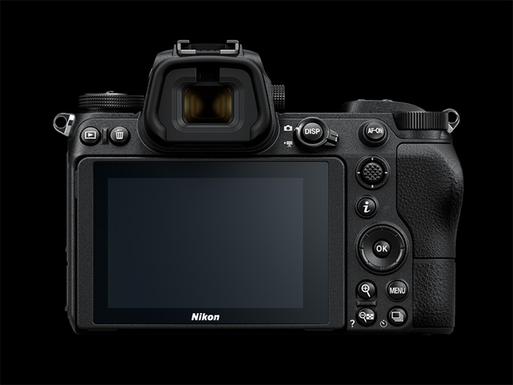 Nikon Z6 с объективом Nikon Nikkor Z 24-70mm 1:4 S