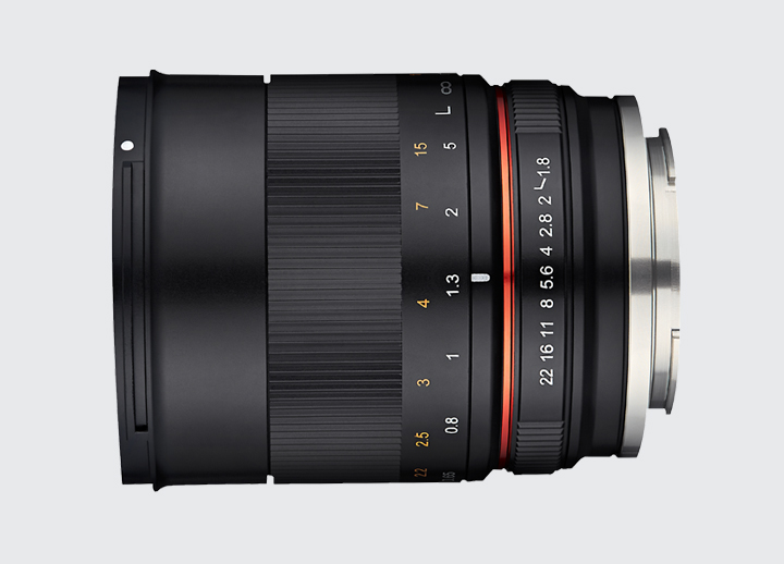 Samyang 85mm 1:1.8 UMC CS