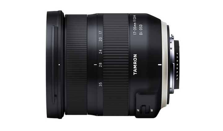 Tamron 17-35mm F/2.8-4 Di OSD (Model A037)