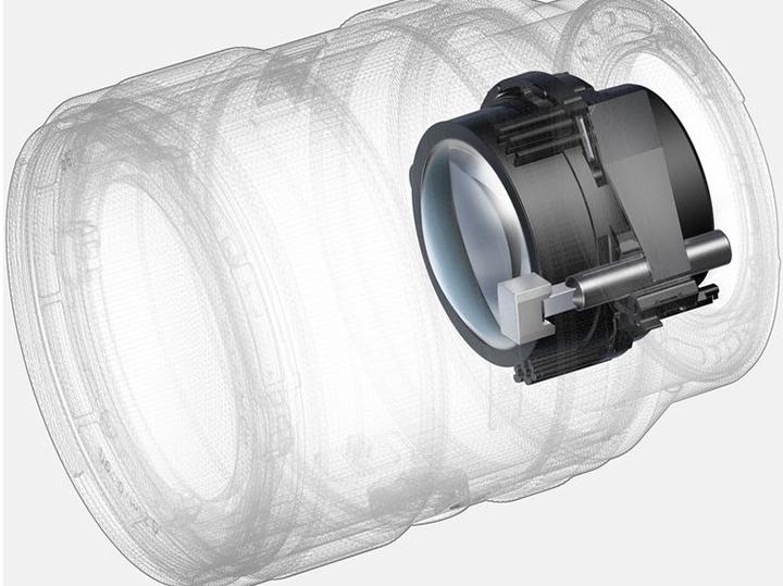 Мотор фокусировки в  Sony FE 1.4/24 GM